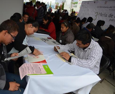 Vinculaci n laboral de tulancingo cuenta con 180 vacantes for Bolsa de trabajo oficinas de gobierno