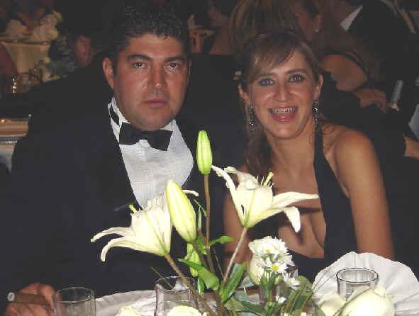Ines Marroquin Y Senen Gonzalez Marthita Garcia Y Don Fernando Perea
